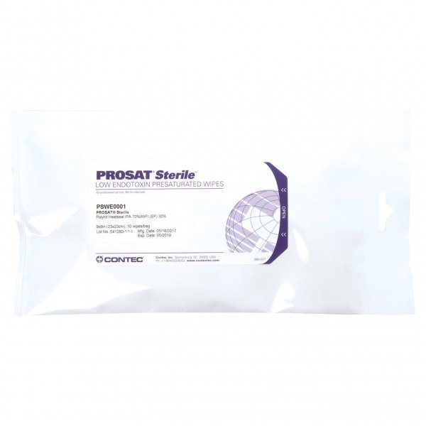 Reinraumtuch PROSAT PSWE0001 Polynit Heatseal LE